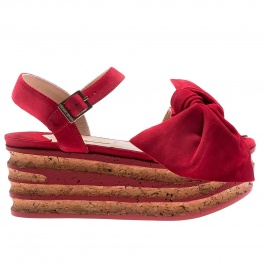 Wedge shoes Paloma Barcelò rosa