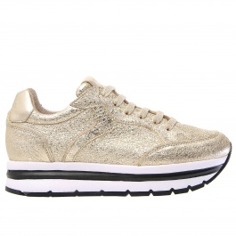 Sneakers Voile Blanche MARGOT STAR