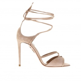 Heeled sandals Aquazzura NTAHIGS0 SUE