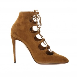 Flat booties Aquazzura FLIHIGB0 SUE