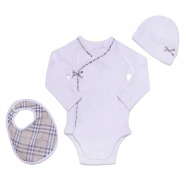 Combinato Burberry Layette 3998450