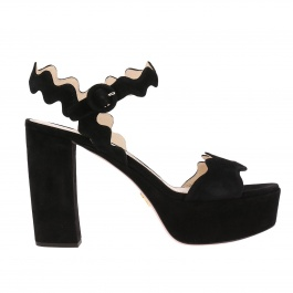 Heeled sandals Prada 1XP14A 008