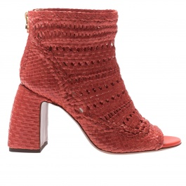 Heeled ankle boots Lautre Chose osg186.85cp2574