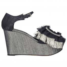Wedge shoes Casadei 1H015K0501 Y125