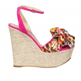 Wedge shoes Casadei 1L686K0801 Y108