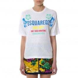 T-shirt Dsquared2 S72GD0076 S22507