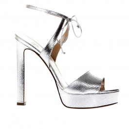 Heeled sandals Francesco Russo R1S357