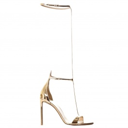 Heeled sandals Francesco Russo R1S250 N213PINK