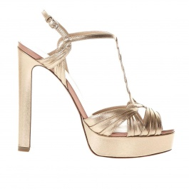 Heeled sandals Francesco Russo R1S384