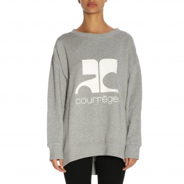 Sweat-shirt Courrèges 117JS13J360