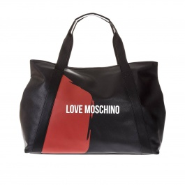 Handbag Moschino Love
