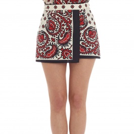 Short Red Valentino