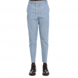 Trousers Maison Kitsuné AM01302AT1402