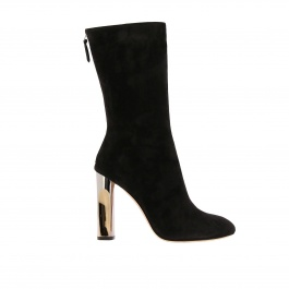 Heeled ankle boots Alexander Mcqueen 485800 WHQV0