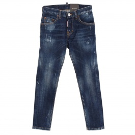 Jeans Dsquared2 Junior DQ021D D00SM
