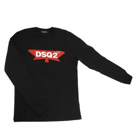 T-Shirt DSQUARED2 JUNIOR DQ030R D00MN