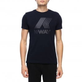 Camiseta K-way K009PR0