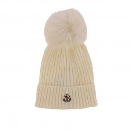 cappello bimba moncler