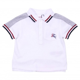 T-shirt Burberry Layette 8002627