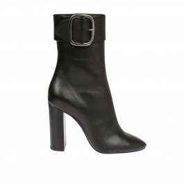 Flat ankle boots Saint Laurent