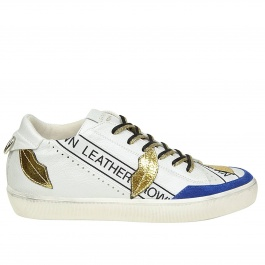 Sneakers Leather Crown WKISSLOW