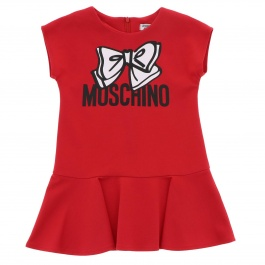 Dress Moschino Baby MDV06L LCA07