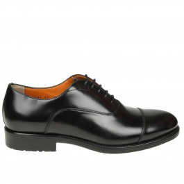 Chaussures derby Santoni MGBR16255SMOIRYC