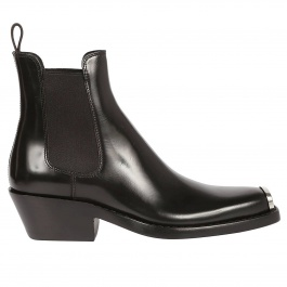 Flat ankle boots Calvin Klein J0695