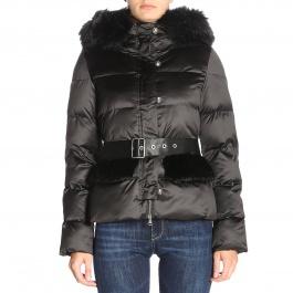Pinko women s Coat - Autumn Winter 2018 2019 Sales online at Giglio UK d1fa04f82bd