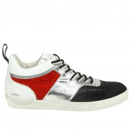 Sneakers Leather Crown MTNS