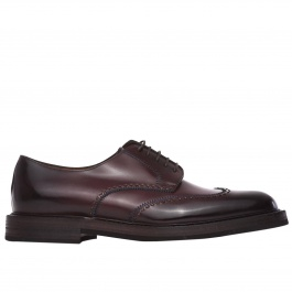 Brogue shoes F.lli Rossetti 12648 PL039 DEXTER DARK
