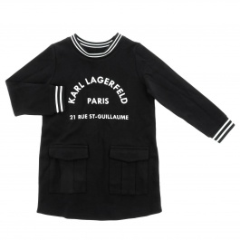 Dress Karl Lagerfeld Kids Z12088