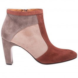 Heeled ankle boots Chie Mihara edam