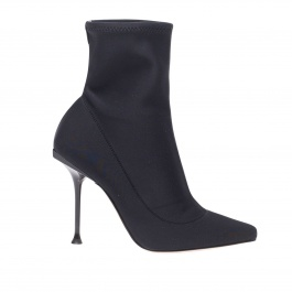 Heeled booties Sergio Rossi