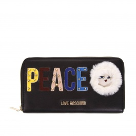 Wallet Moschino Love JC5589P P06KJ