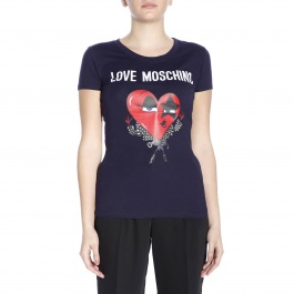 Camiseta Moschino Love W4B194J E1698