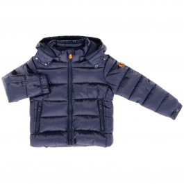 Coat Save The Duck J3556 BLUCK7