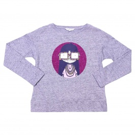 Camiseta Little Marc Jacobs W15399