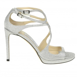 Heeled sandals Jimmy Choo LANCE/PF 100 XGC