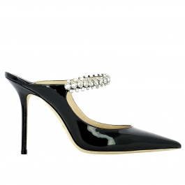 High heel shoes Jimmy Choo BING 100 PAT