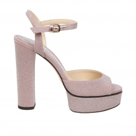 Heeled sandals Jimmy Choo PEACHY 125 XGC