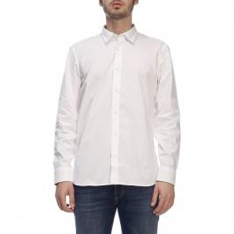 Burberry. Camicia in tessuto stretch con ... 58c625c991b