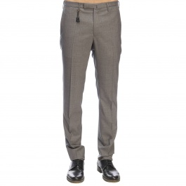 Trousers Incotex 1AT082 5855T