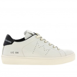 Sneakers Leather Crown WICONIC