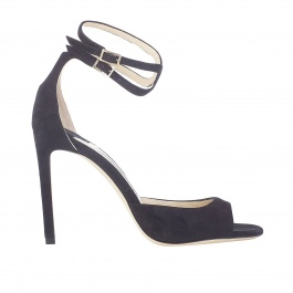 Heeled sandals Jimmy Choo LANE 100 SUE