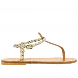 Heeled sandals K. Jacques PICON
