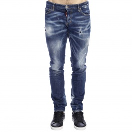 Trousers Dsquared2 S71LB0598S30342