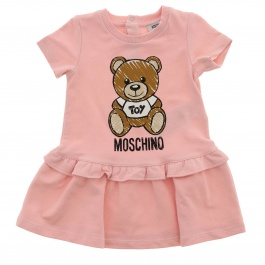 Dress Moschino Baby MDV074 LDA00