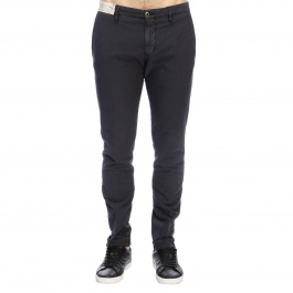 Trousers Incotex 10S104 9665R