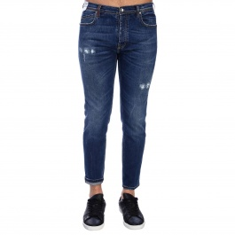 Jeans Re-hash P015 2781